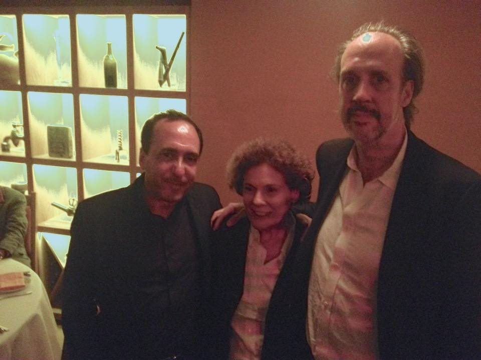Avec Carmen Castillo (la meilleure documentariste au monde) et Kent Jones, directeur du New York Film Festival.