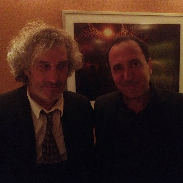 Avec Philippe Garrel, à New York