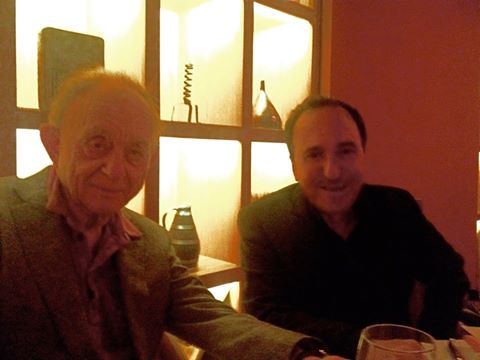 Avec Frederick Wiseman